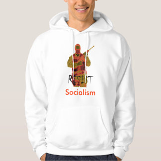 rsist, Socialism Hoodie