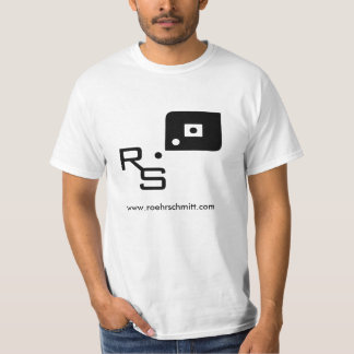 RSmarkBlack - large 8x8, www.roehrschmitt.com T-Shirt