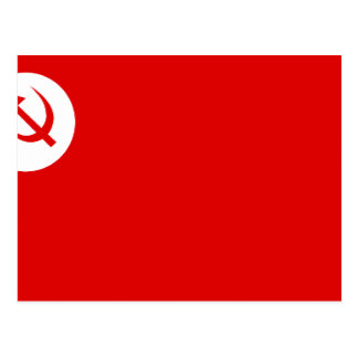 Rsp, bandera de la India Tarjetas Postales