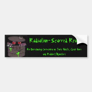RSR Tagline Bumper Sticker Car Bumper Sticker