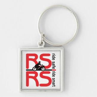 RSRS Key Fob Keychain