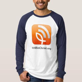 RSS - Blog - Template - IchBinChrist.org T-Shirt