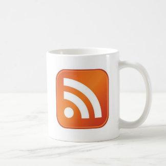 RSS Classic White Mug 15oz