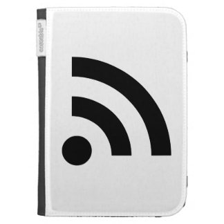 RSS Feed Icon Case For The Kindle