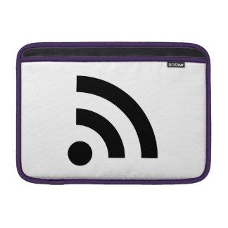 RSS Feed Icon MacBook Air Sleeves