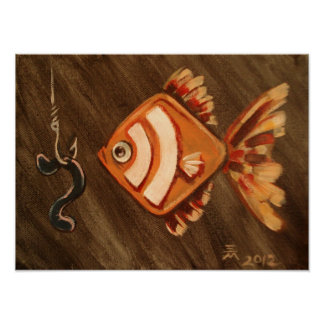 RSS Fish Poster