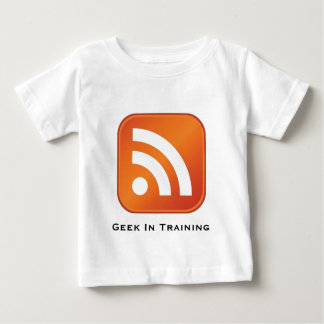 RSS Geek In Training Infant T-Shirt