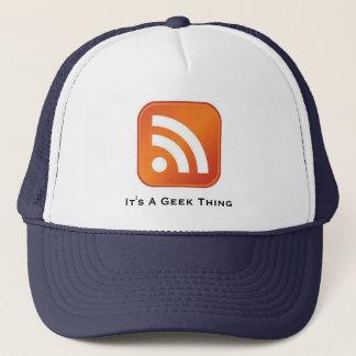 RSS It's A Geek Thing Baseball Cap