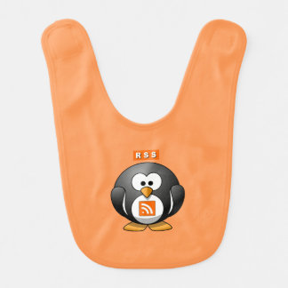 RSS Penguin Orang Background Bib
