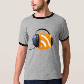 rss podcast T-Shirt