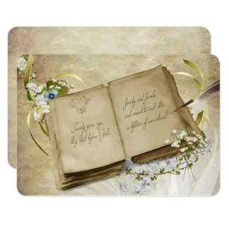 RSVP-20th Anniversary Vow Renewal Card