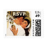RSVP, amor y romance, abrazo cariñoso del vintage Envio