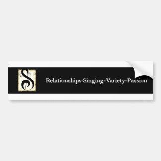 RSVP Bumper Sticker