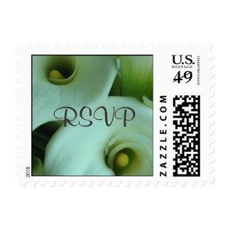 RSVP Cala Lilies Stamp