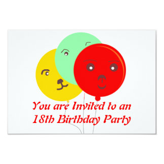 RSVP customizable cards birthday party