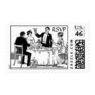 RSVP Dinner Postage