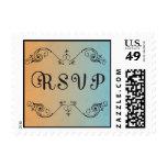 RSVP Envelope Stamp