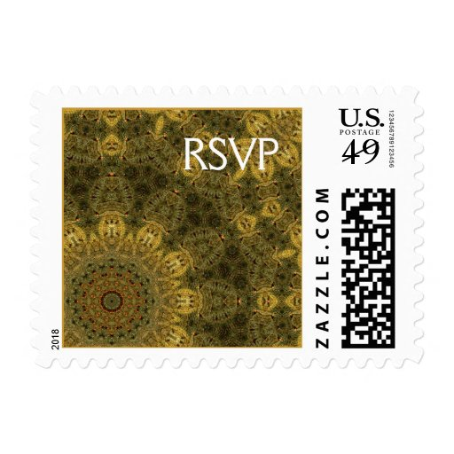 RSVP - franqueo Timbres Postales
