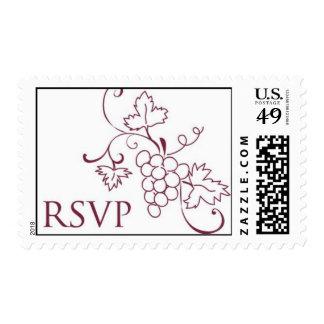 RSVP Grapevine postage