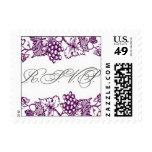 RSVP Grapevines Postage Stamp