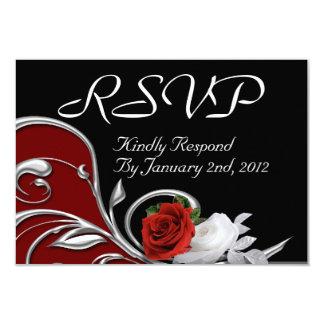 """RSVP INVITACIÓN 3.5"""" X 5"""""""