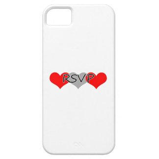 RSVP iPhone SE/5/5s CASE