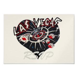RSVP Las Vegas Invitation Enclosure