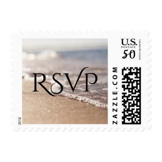 RSVP Ocean Stamp