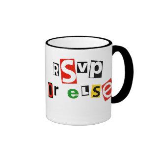 RSVP Or Else! Mug