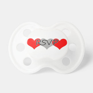 RSVP BABY PACIFIER