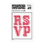RSVP Postage Postage Stamps