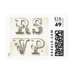 RSVP postage stamps Stamp