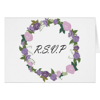RSVP, Rose Garden Card