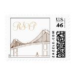 RSVP Stamp - Bridge