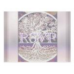 RSVP | Tree of Life Postcard