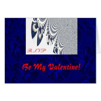 RSVP Valentine Card