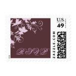 RSVP Vineyard Elegance Postage Stamp