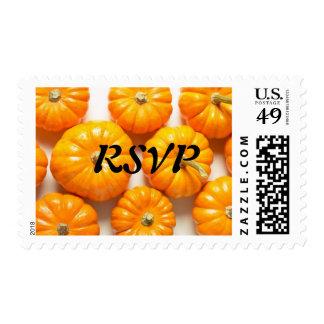 RSVP Wedding Season Invitations Fall Postage