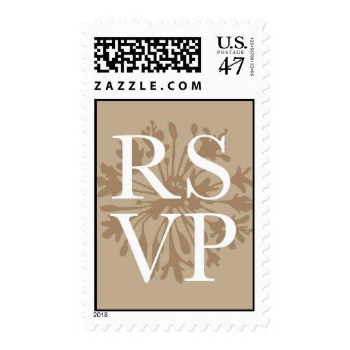 rsvpflower postage
