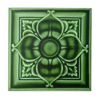 RT060 Faux-Relief Antique Reproduction Tile