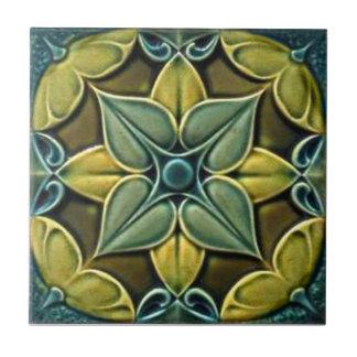 RT061 Faux-Relief Antique Reproduction Tile
