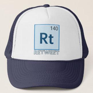 RT 140 / Retweet Element Trucker Hat