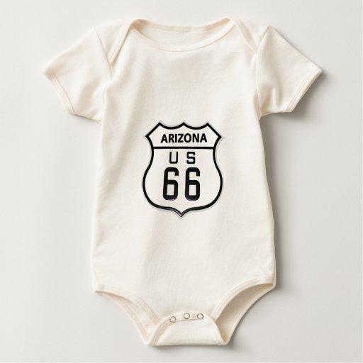 RT 66 Arizona Body Para Bebé