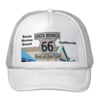 RT. 66, casquillo de CALIFORNIA Gorro De Camionero