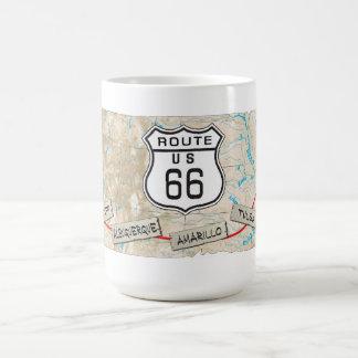 Rt 66 mug