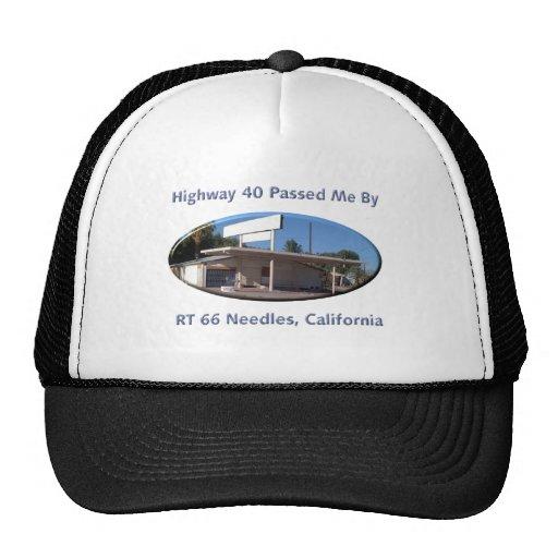 Rt 66 Needles Trucker Hat