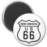 RT 66 New Mexico Magnet