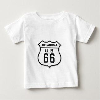 RT 66 Oklahoma Playera