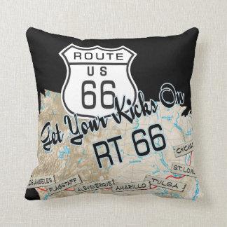 rt 66 pillow