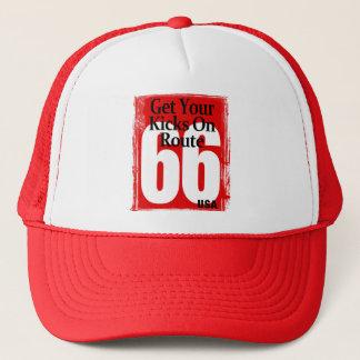 Rt.66 Trucker's Cap